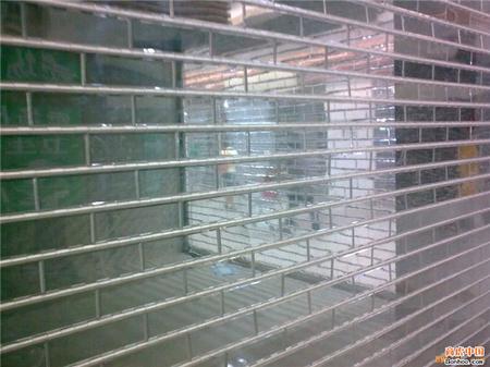 透明水晶卷帘门
